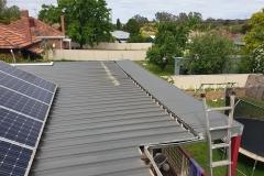 Original roof