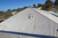 new roof bendigo - before